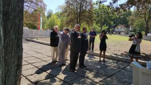 Ziua pomenirii eroilor căzuți la Turtucaia - AMVVD Constanța-5