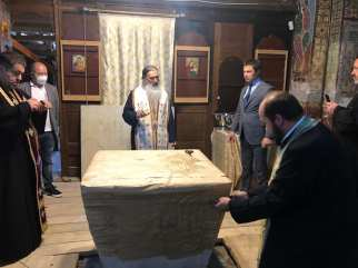 Moment istoric în viața Parohiei Sf. Gheorghe din Mangalia1