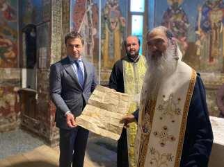 Moment istoric în viața Parohiei Sf. Gheorghe din Mangalia4