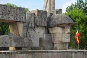 Monumentul Eroilor Armatei Române din Carei