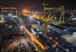Cinci nave au fost lansate la apă la Șantierul Naval Damen Mangalia3