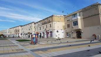 Mangalia Piața Republicii zonă de promenadă1 (2)