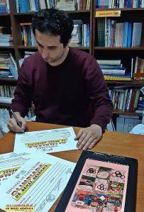 Olimpiada de Benzi Desenate-Mihai Ionut Grajdeanu