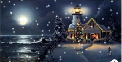 Un Crăciun la malul mării - Anca Vlădescu