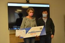 """Damen Shipyards Mangalia - Premianții concursului de Sănătate și Securitate în Muncă, organizat de Sindicatul Liber """"Navalistul""""2"""