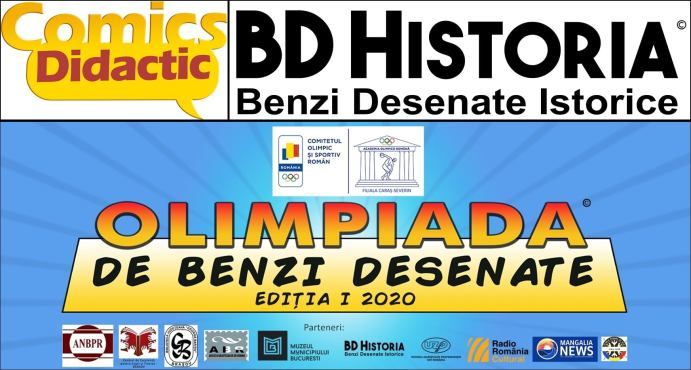 Retrospectiva Benzi Desenate BD 2020