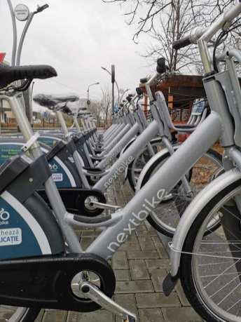 biciclete cu sistem GPS-Saturn5