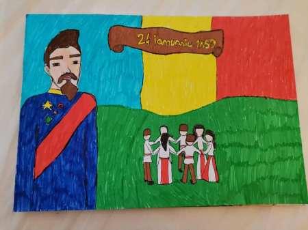 Scoala Sf Andrei Mangalia 24 ianuarie8