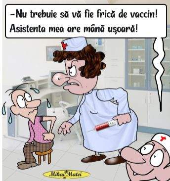 mihai matei - vaccin