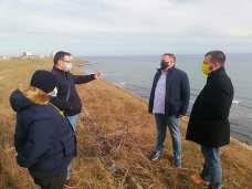 stoparea eroziunii costiere Eforie și Costinești2