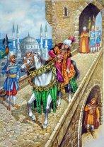 POVESTIRI ISTORICE de Dumitru Almaș, volumul 2, ilustrat de Valentin Tănase-11
