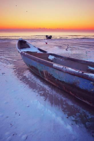 Vlad Eftenie - Frozen morning #constanta