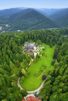 Vlad Eftenie - Sinaia-Castelul Peleș2