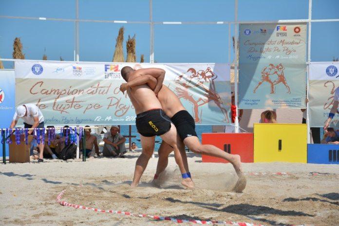 Campionatul-Mondial-de-Lupte-pe-Plajă-Mangalia-1