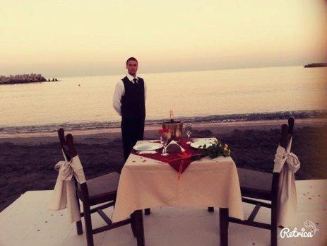 Cina romantica la Restaurant Sat Pescaresc din Venus