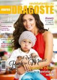 Claudia Pavel pe coperta Revistei Tango - Marea Dragoste