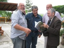 Ion Paslaru si colegii bulgari