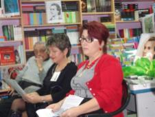 Seara Eminescu la Bookstore&Tea-07 (Small)