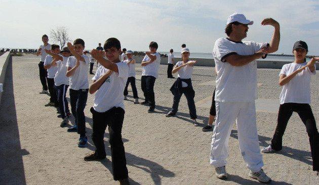 Ziua Mondială a Kung-Fu