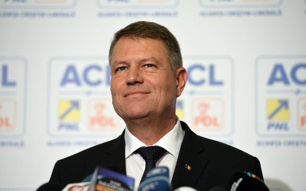 exit-poll iohannis