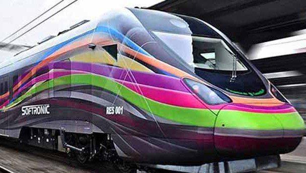 trenul privat Hyperion
