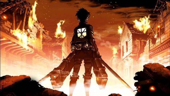 L'attacco dei giganti: scheda tecnica dell'anime