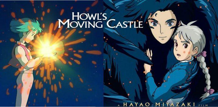 Il castello errante di Howl: il fuoco della magia