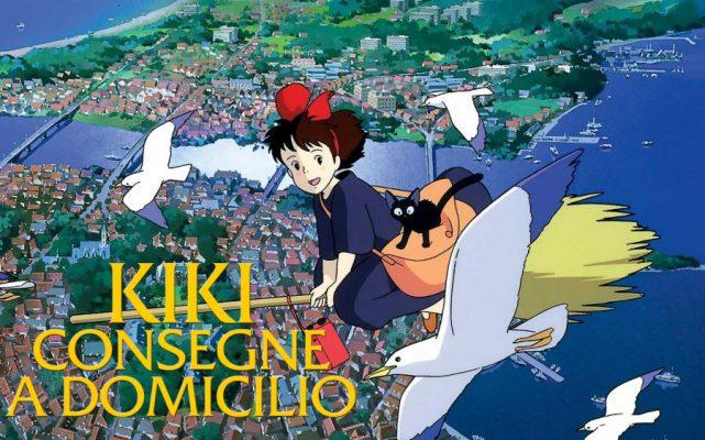 Kiki- Consegne a domicilio: una streghetta moderna
