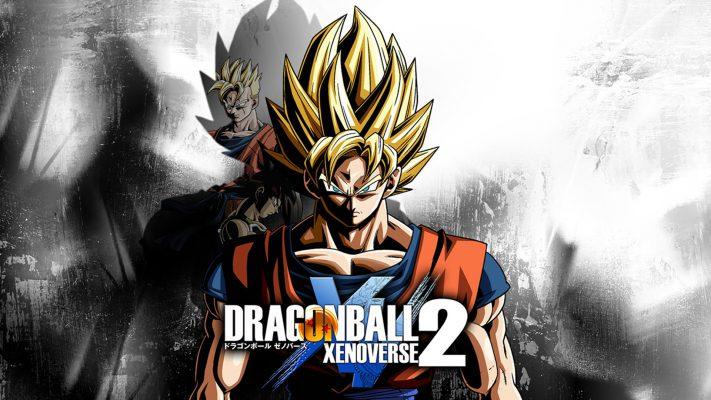 Gogeta si mostra in Dragon Ball: Xenoverse 2