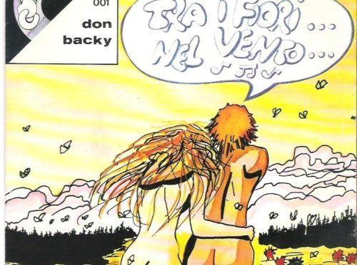 don backy cover 45 giri sognando testo