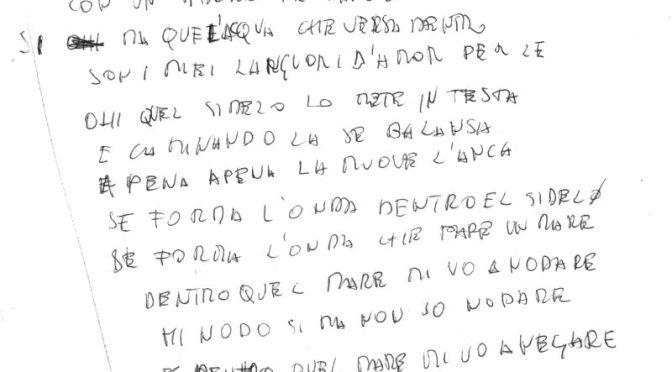 Enzo Jannacci e Dario Fo – La mia morosa la va a la fonte