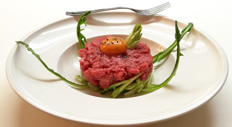Ricetta tartare di carne