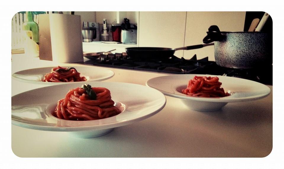 ricetta spaghetto al pomodoro
