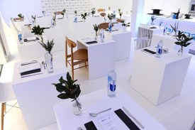 Eenmaal ristorante per single