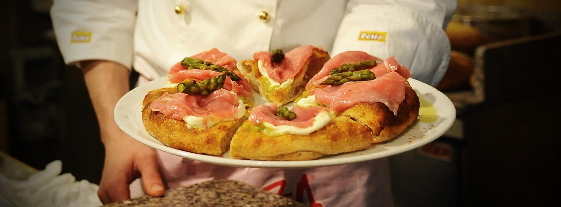 ricetta pizza petra