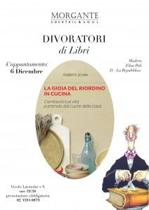 Divoratori di libri al Morgante Cocktail & Soul di Milano