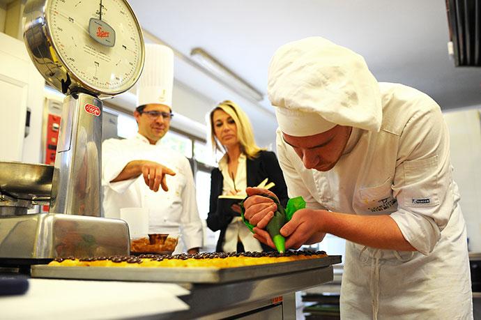 intervista pasticcere tre torte gambero rosso giancarlo cortinovis