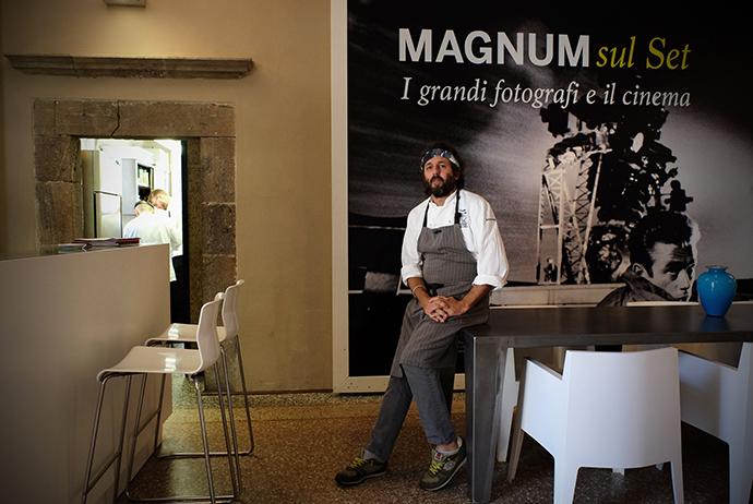cristiano tomei reinventa ristorante stellato