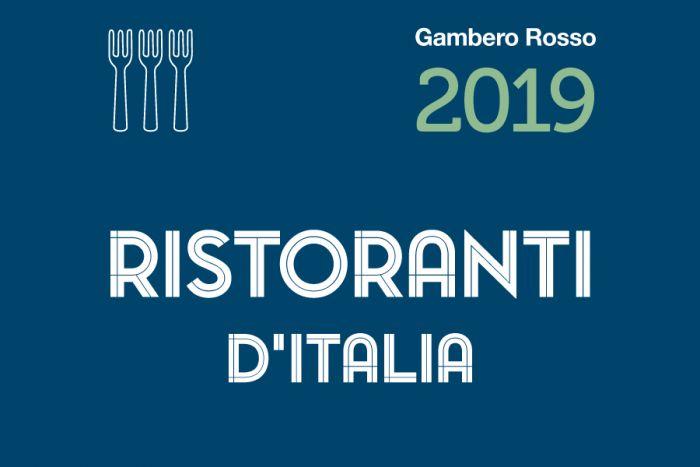 Guida ai Ristoranti d'Italia Gambero Rosso 2019