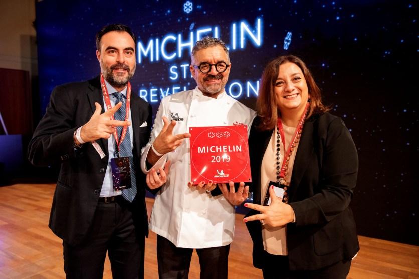 Guida Michelin 2019
