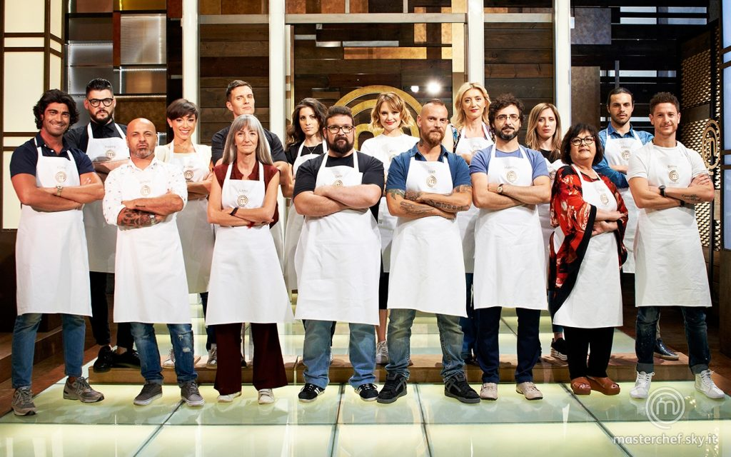Masterchef All Star Italia