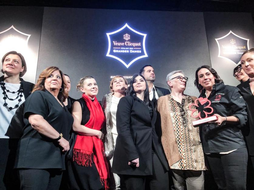 Premio Michelin Chef Donna 2019
