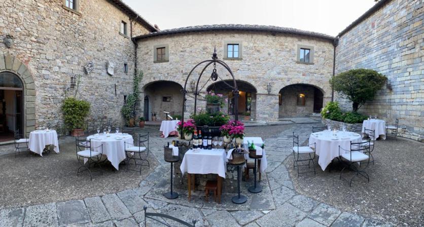 recensione Castello di Spaltenna