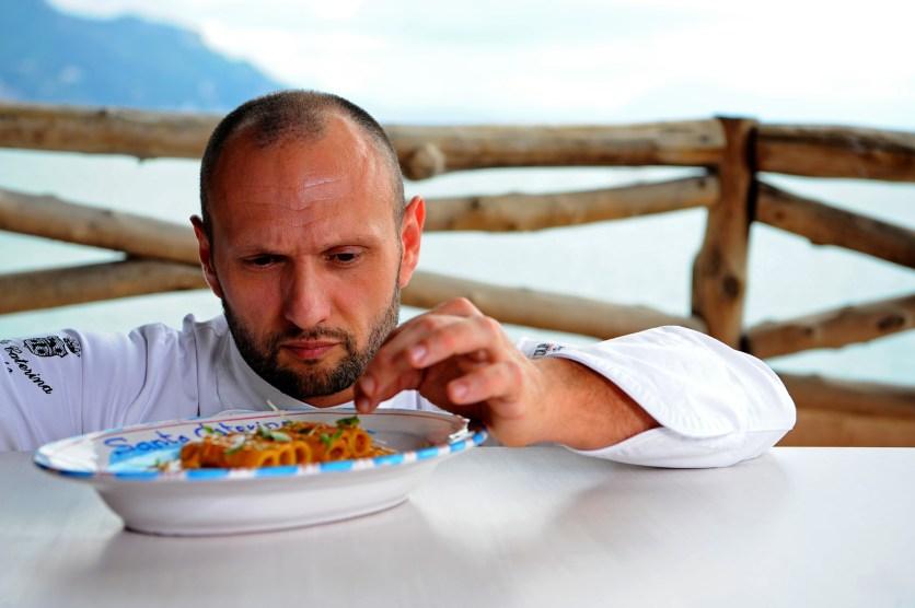 recensione ristorante al Mare Santa Caterina