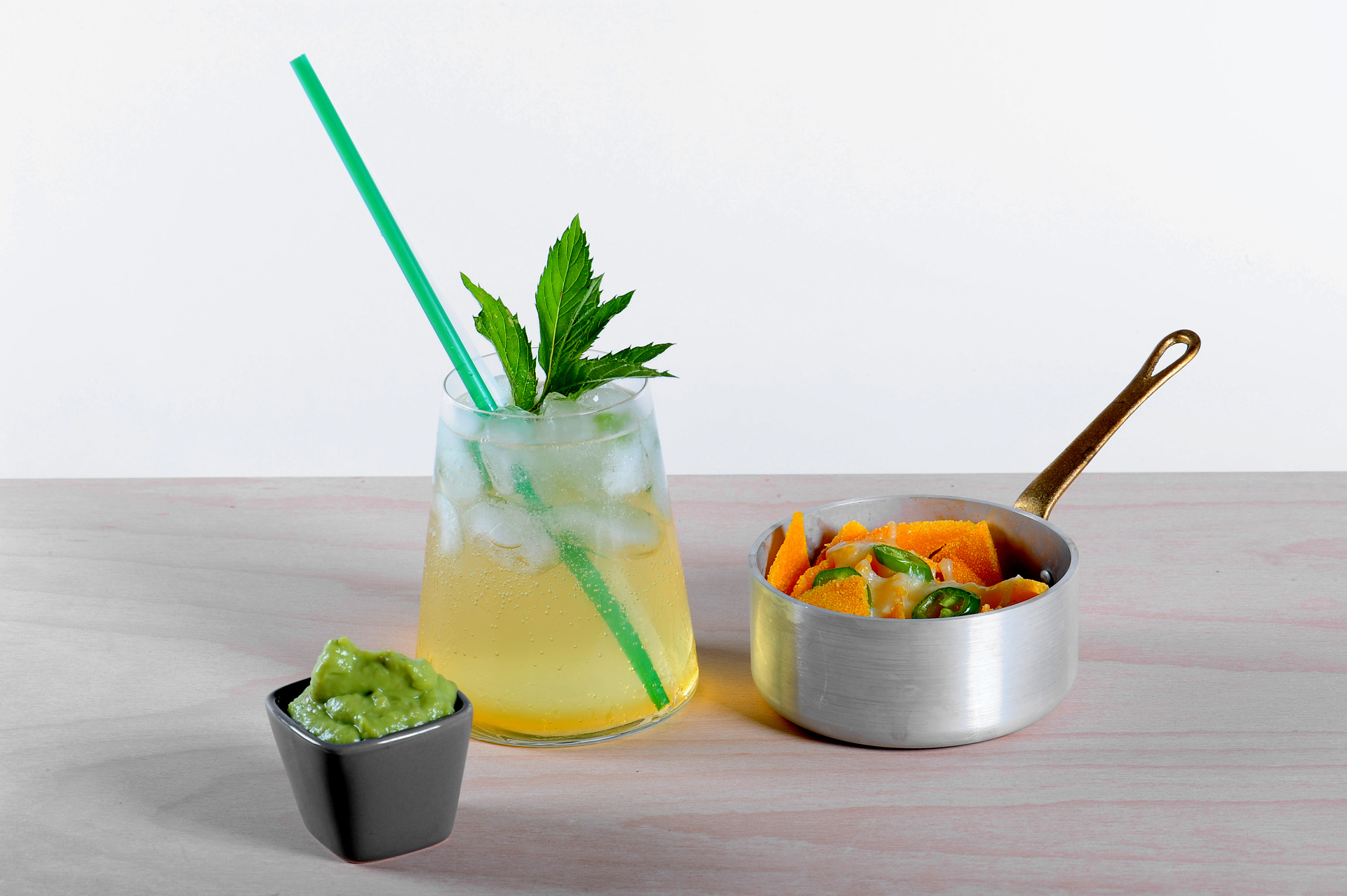 ricetta nachos e cocktail