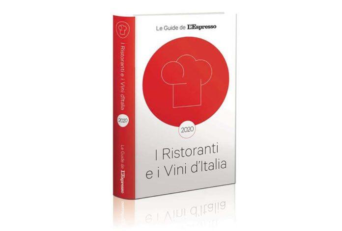 Guida ai ristoranti d'Italia de L'Espresso 2020