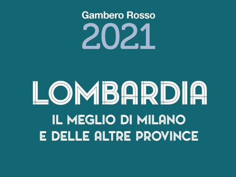 Guida Milano e Lombardia Gambero Rosso 2021