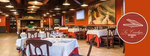 ristorante sardo a Roma
