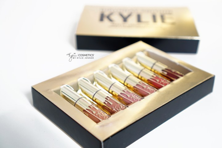 Kylie Cosmetics lipstick birthday edition