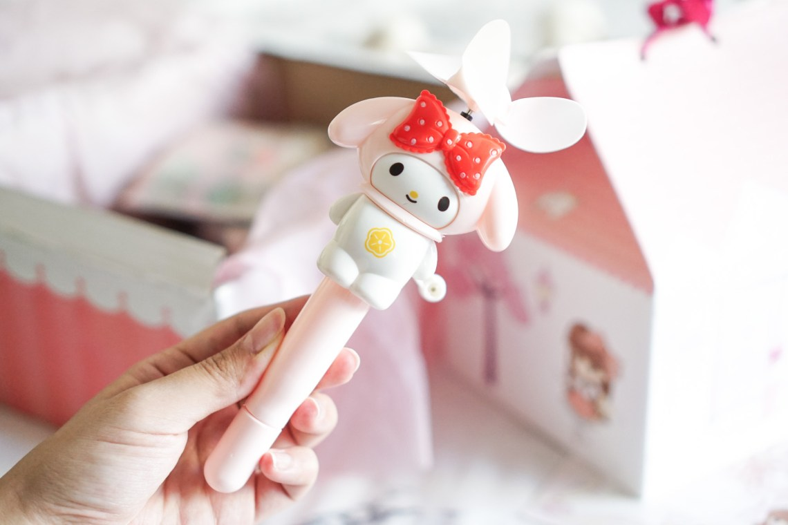 My Melody fan pen